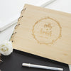 Wreath Wedding Guestbook