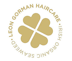 Irish natural seaweed hair care by international session stylist leon Gorman