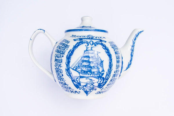 MUTTI - AROUND THE WORLD TEAPOT
