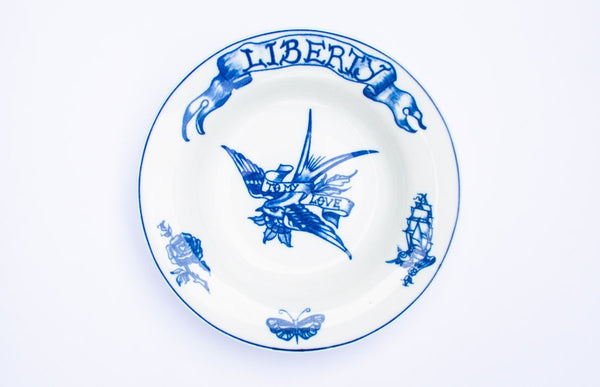 MUTTI - LIBERTY SOUP PLATE