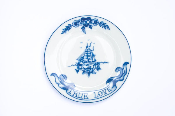 MUTTI - TRUE LOVE SIDE PLATE