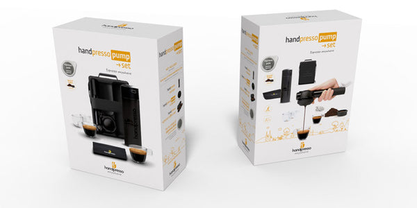 HANDPRESSO - PUMP SET