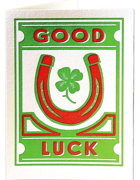 GREETING CARDS - VARIOUS DESIGNS, cards, The Archivist, Mr Mullan's General Store, Good Luck, Good Luck, [option2], [option3]. We recommend using the default value. Default value is: GREETING CARDS - VARIOUS DESIGNS - Mr Mullan's General Store