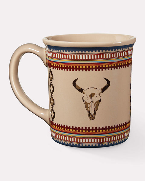 CERAMIC LEGENDARY MUG, Mug, Pendleton, Mr Mullan's General Store, American West, American West, [option2], [option3]. We recommend using the default value. Default value is: CERAMIC LEGENDARY MUG - Mr Mullan's General Store