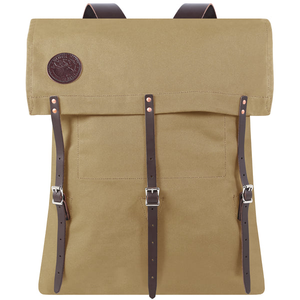 NO. 2 ORIGINAL BACKPACK (two colours available), Bag, Duluth Pack, Mr Mullan's General Store, Khaki, Khaki, [option2], [option3]. We recommend using the default value. Default value is: NO. 2 ORIGINAL BACKPACK (two colours available) - Mr Mullan's General Store