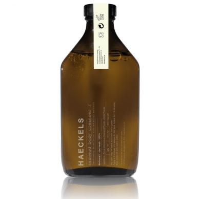 SEAWEED/ SEABUCKTHORN BODY  CLEANSER, skincare, Haeckels, Mr Mullan's General Store, [variant_title], [option1], [option2], [option3]. We recommend using the default value. Default value is: SEAWEED/ SEABUCKTHORN BODY  CLEANSER - Mr Mullan's General Store