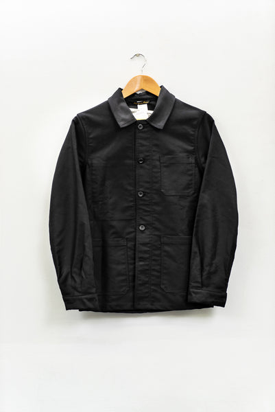 FRENCH LE LABOUREUR JACKET BLACK