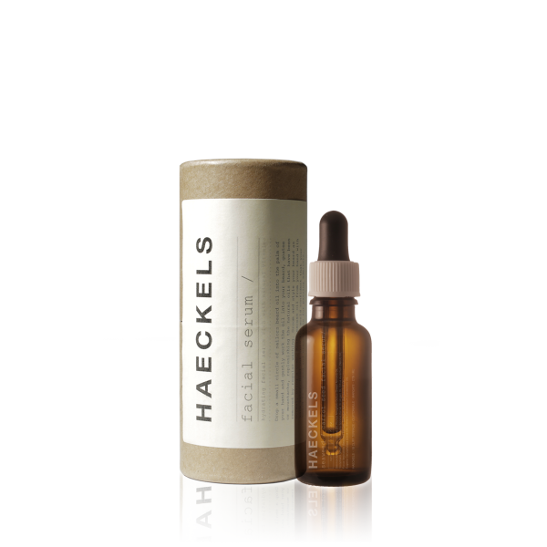 SEAWEED/ CARROT FACIAL SERUM, skincare, Haeckels, Mr Mullan's General Store, [variant_title], [option1], [option2], [option3]. We recommend using the default value. Default value is: SEAWEED/ CARROT FACIAL SERUM - Mr Mullan's General Store