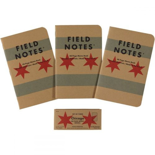 FIELDNOTES - CHICAGO