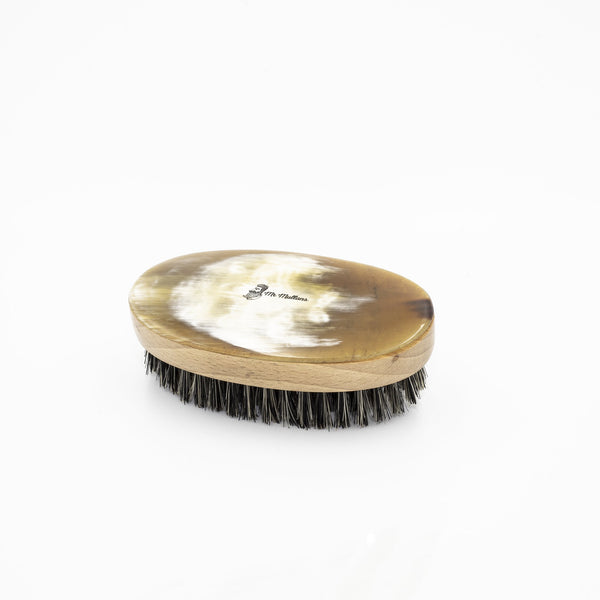 MR MULLAN'S GENTS HAIR BRUSH, grooming, Mr Mullans Apothecary, Mr Mullan's General Store, [variant_title], [option1], [option2], [option3]. We recommend using the default value. Default value is: MR MULLAN'S GENTS HAIR BRUSH - Mr Mullan's General Store