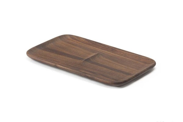 NOCTURN CATCH TRAY -  AVAILABLE IN MAPLE OR WALNUT