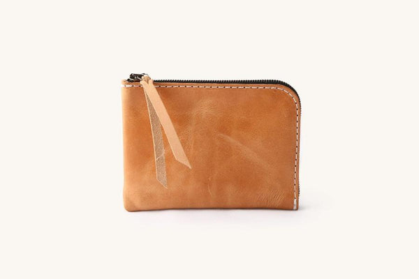 UNIVERSAL ZIP WALLET - Natural Remix, wallet, Tanner Goods, Mr Mullan's General Store, [variant_title], [option1], [option2], [option3]. We recommend using the default value. Default value is: UNIVERSAL ZIP WALLET - Natural Remix - Mr Mullan's General Store