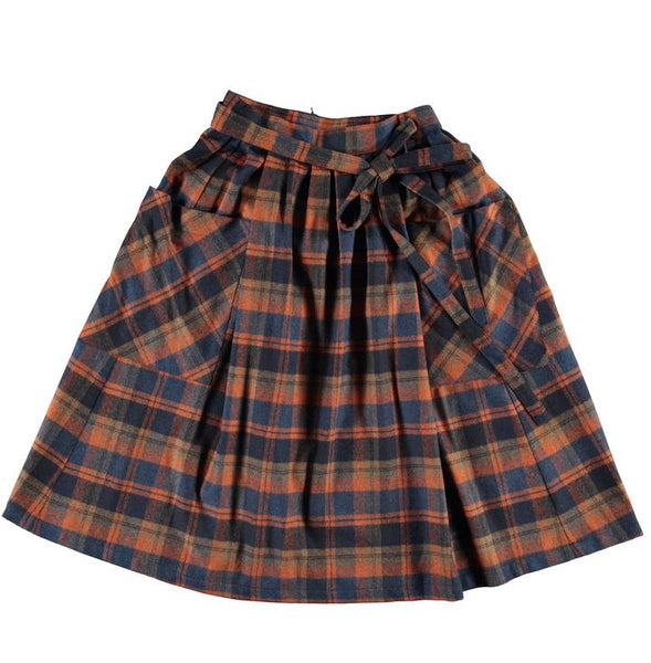 PRAIRY SKIRT WOOL TARTAN SKIRT, skirt, Eat Dust, Mr Mullan's General Store, XS, XS, [option2], [option3]. We recommend using the default value. Default value is: PRAIRY SKIRT WOOL TARTAN SKIRT - Mr Mullan's General Store