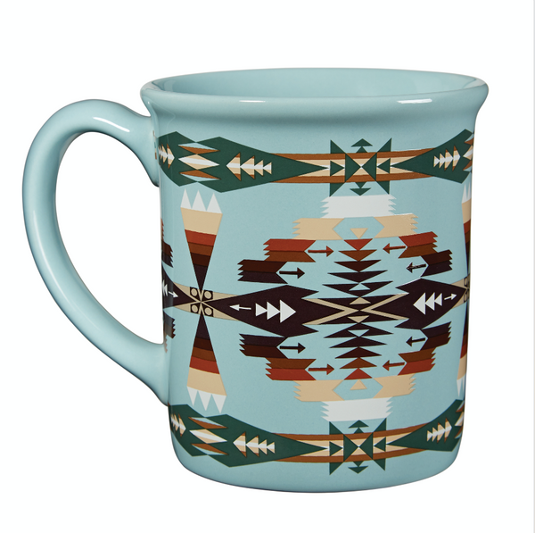 CERAMIC LEGENDARY MUG, Mug, Pendleton, Mr Mullan's General Store, Tuscon Aqua, Tuscon Aqua, [option2], [option3]. We recommend using the default value. Default value is: CERAMIC LEGENDARY MUG - Mr Mullan's General Store