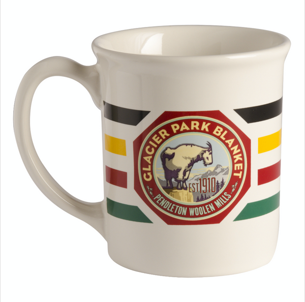 CERAMIC LEGENDARY MUG, Mug, Pendleton, Mr Mullan's General Store, National Park, National Park, [option2], [option3]. We recommend using the default value. Default value is: CERAMIC LEGENDARY MUG - Mr Mullan's General Store