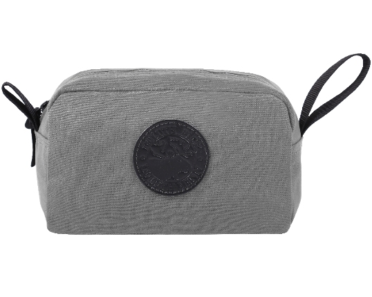 LARGE GRAB N GO WASH BAG, wash bag, Duluth Pack, Mr Mullan's General Store, Grey, Grey, [option2], [option3]. We recommend using the default value. Default value is: LARGE GRAB N GO WASH BAG - Mr Mullan's General Store