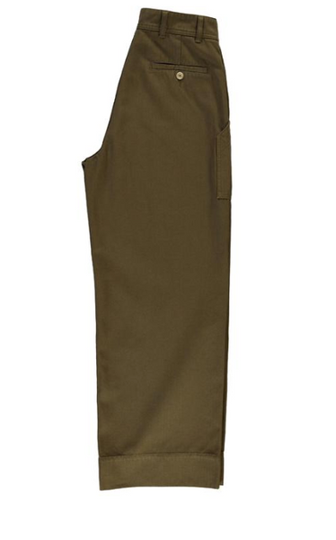 SAILOR FATIGUE HBT KHAKI PANT