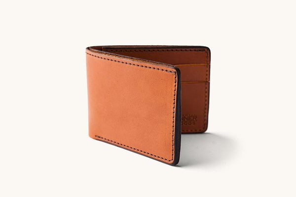 UTILITY BIFOLD WALLET, wallet, Tanner Goods, Mr Mullan's General Store, Saddle Tan, Saddle Tan, [option2], [option3]. We recommend using the default value. Default value is: UTILITY BIFOLD WALLET - Mr Mullan's General Store