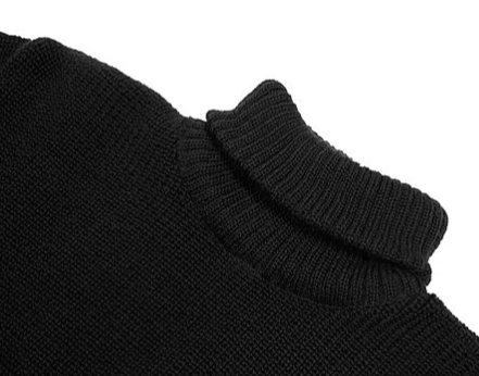 MECHANICS ROLL NECK (three colours available)