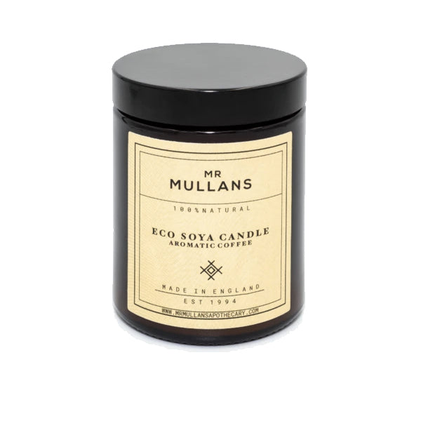 MR MULLAN'S SCENTED CANDLES (four scents available) 200g