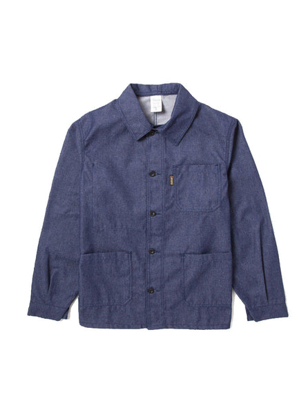 FRENCH LE LABOUREUR JACKET DENIM