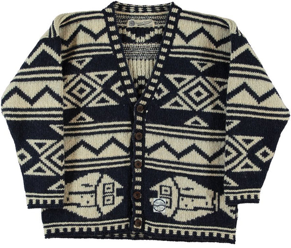 W-KNIT CARDIGAN WOMENS