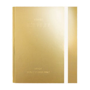 DAYCRAFT SLAB NOTEBOOKS metallic