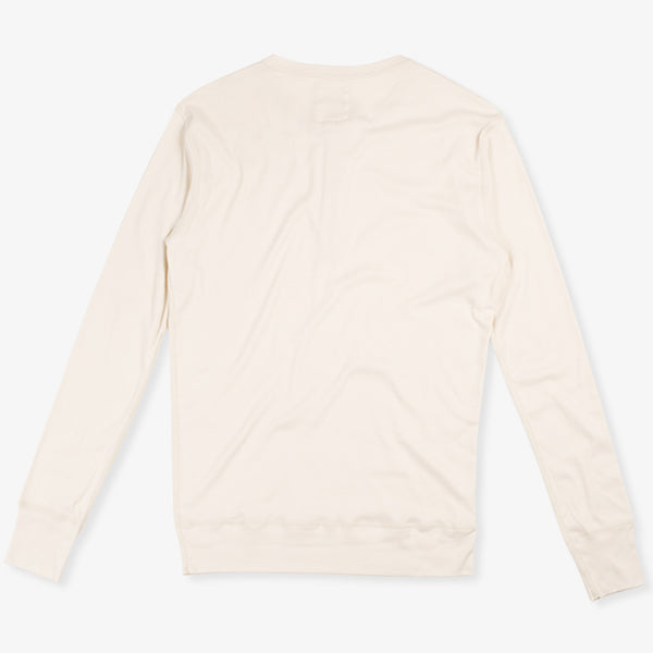 HENLEY HARRI - Off White, mens top, Hemen, Mr Mullan's General Store, [variant_title], [option1], [option2], [option3]. We recommend using the default value. Default value is: HENLEY HARRI - Off White - Mr Mullan's General Store