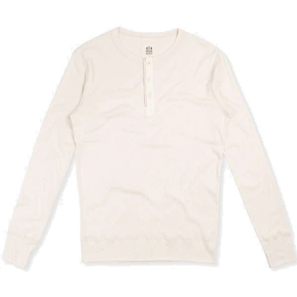 HENLEY HARRI - Off White