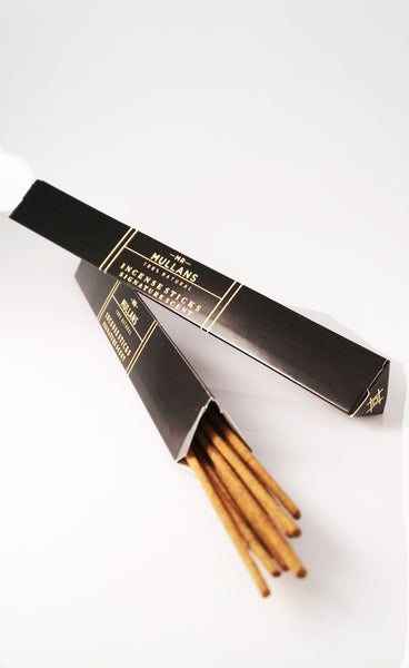 SIGNATURE SCENT INCENSE STICKS - Mr Mullan's