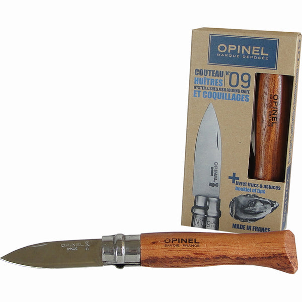 OPINEL OYSTER & SHELLFISH KNIFE