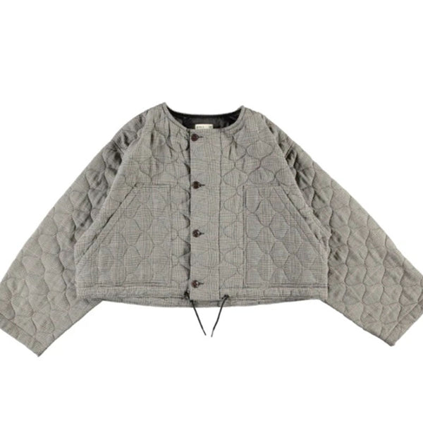 NUCLEAR QUILTED JACKET