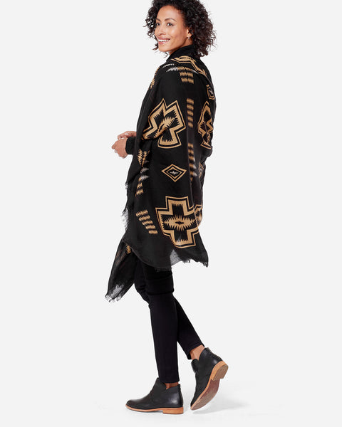 OVERSIZED PENDLETON FEATHERWEIGHT SCARF (2 colour ways available)