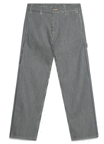 CARPENTER DENIM PANT AVIGNON HICKORY