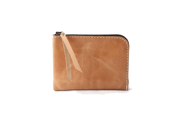 UNIVERSAL ZIP WALLET - Natural Remix