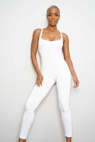 White Body Suit