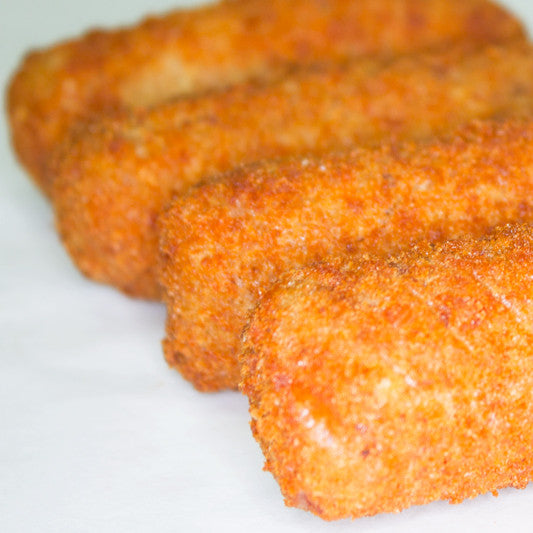 Traditional Croquettes