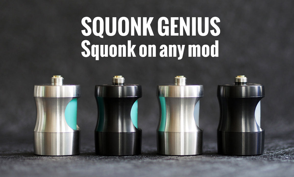 Cthulhu Squonk Genius Adapter 7.1ml on Sale