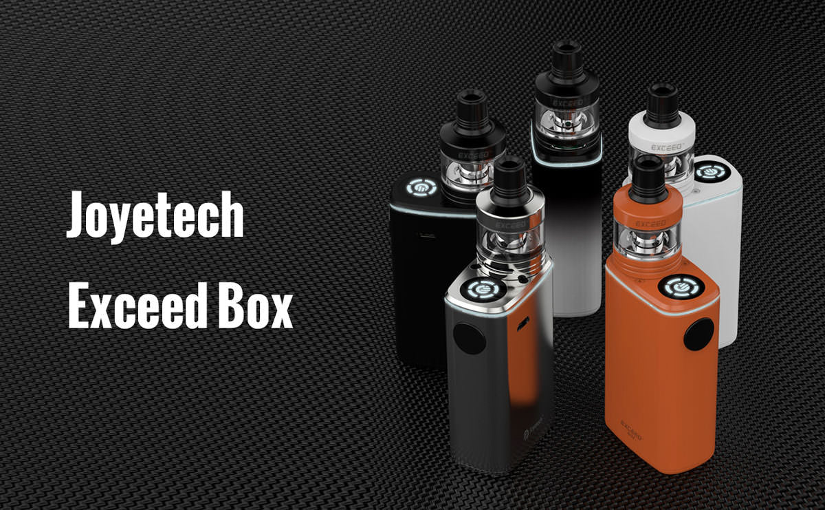 Joyetech Exceed Box with Exceed D22C Starter Kit On Sale
