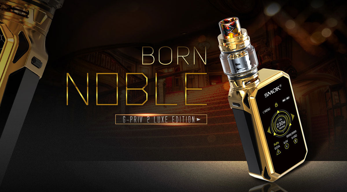SMOK G-Priv 2 Luxe Edition with TFV12 Prince Kit On Sale