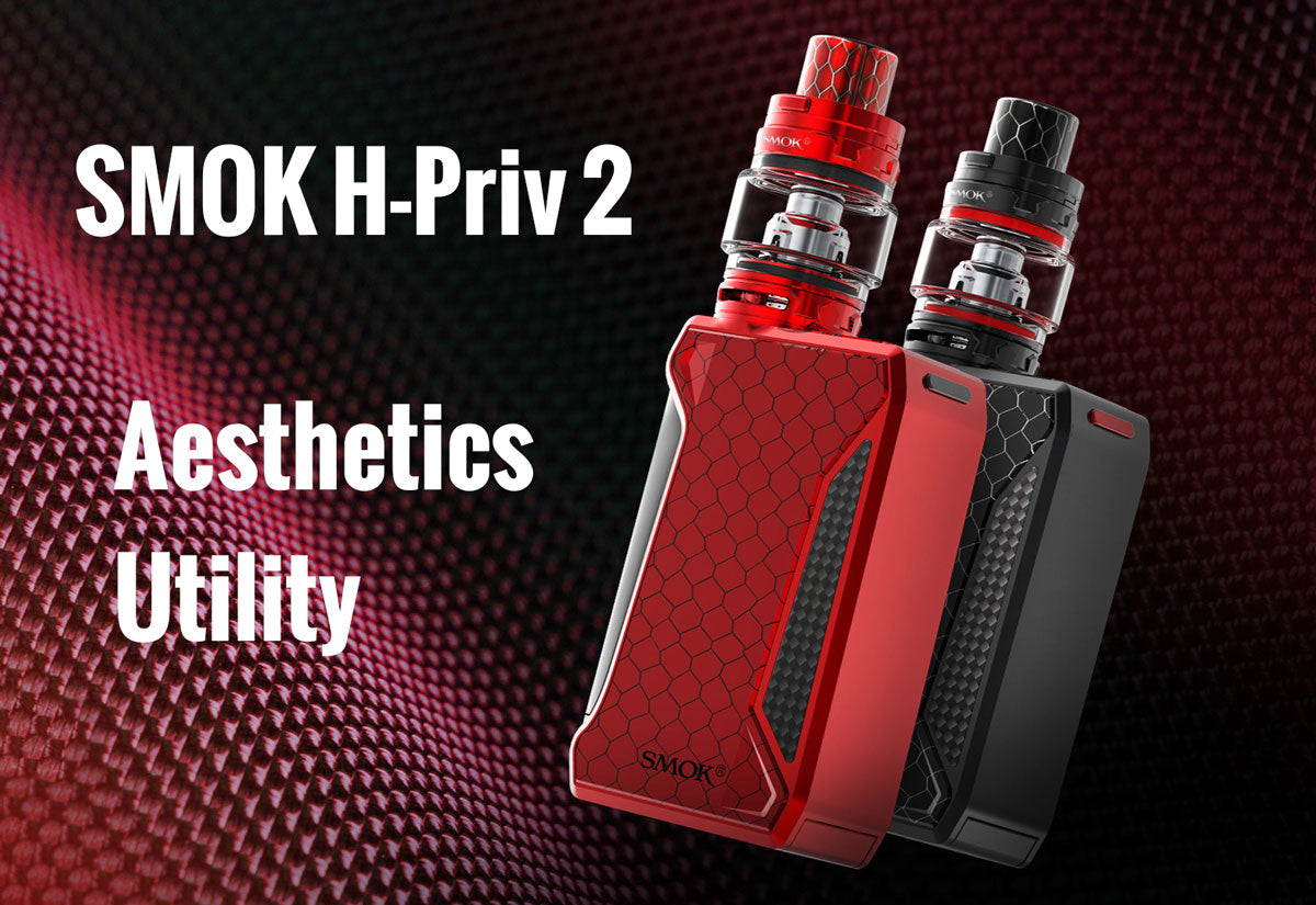 SMOK H-Priv 2 225W Mod with TFV12 Big Baby Prince Kit Review