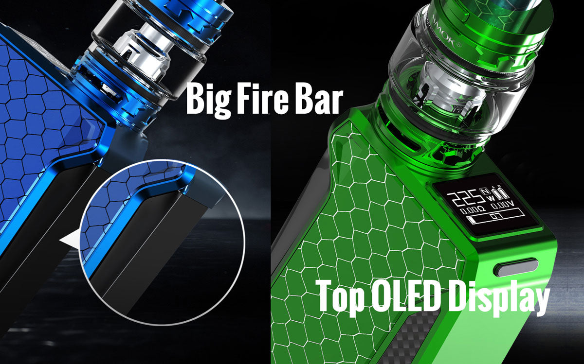 SMOK H-Priv 2 225W Mod with TFV12 Big Baby Prince Kit Shop Online