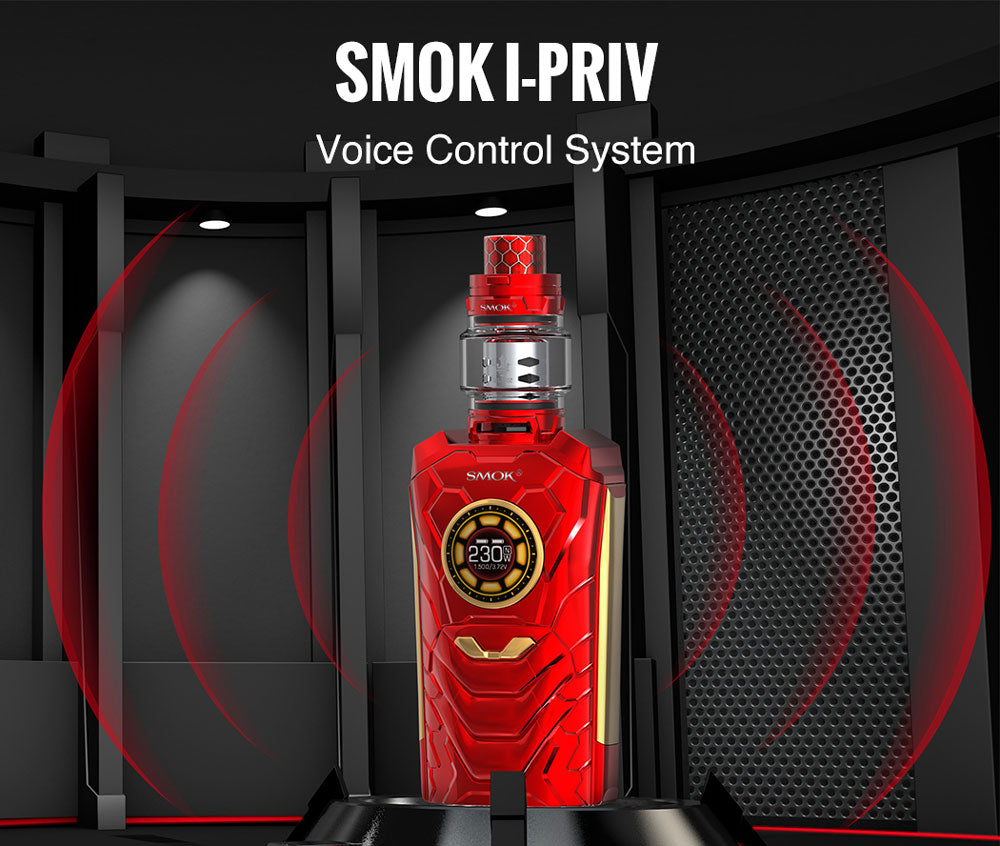 SMOK I-Priv 230W Voice Control Kit For Sale 1