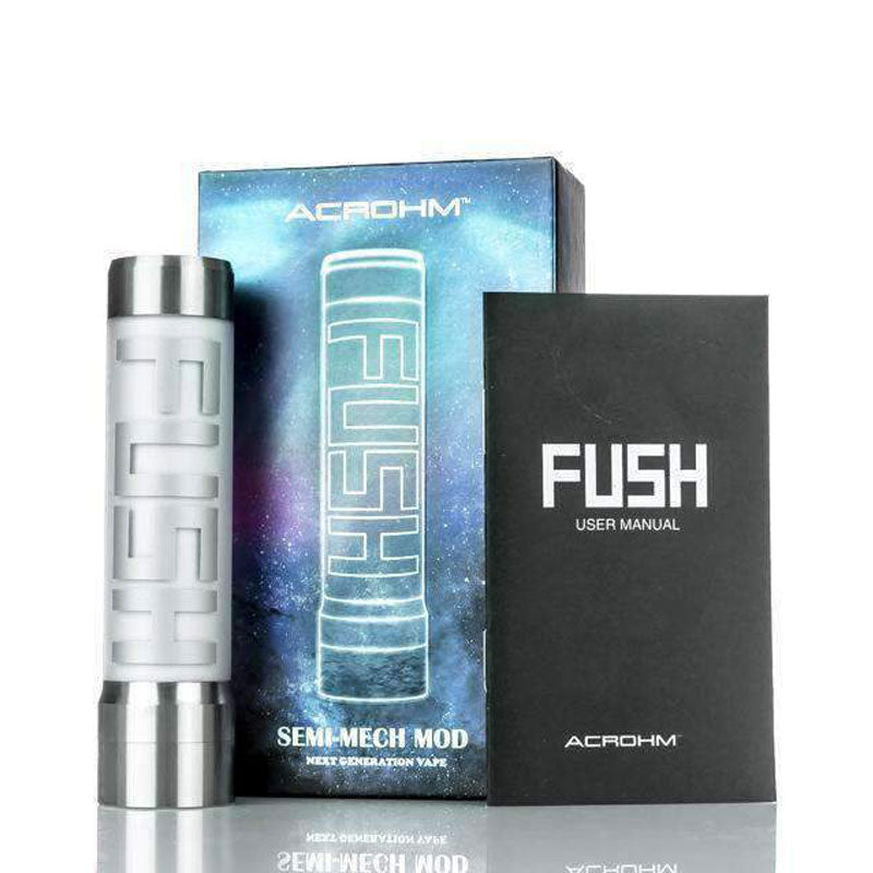 Acrohm Fush Semi Mech Mod Package