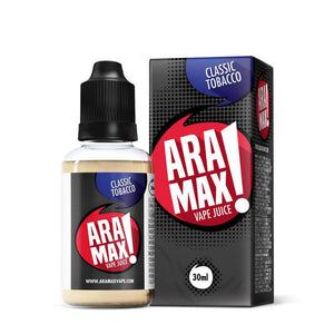 Classic Tobacco - ARAMAX E-liquid - 30ml