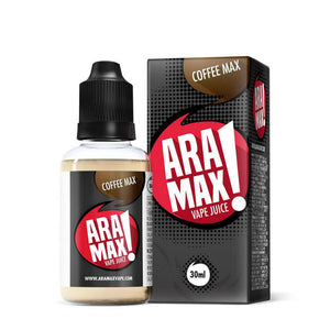 Coffee Max - ARAMAX E-liquid - 30ml