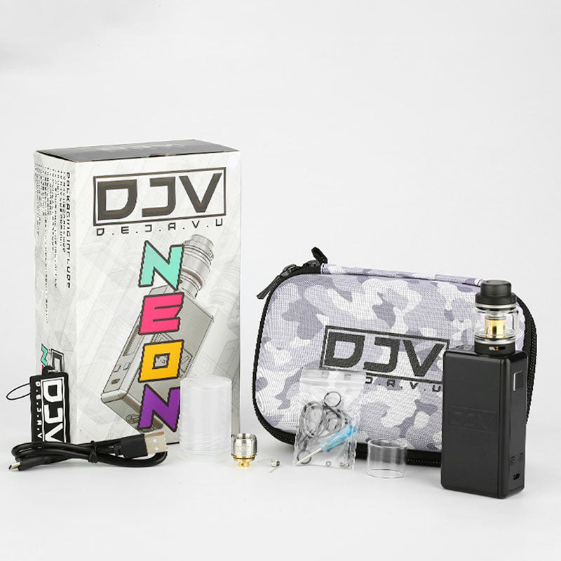 DEJAVU_DJV_Neon_80W_Kit_Package