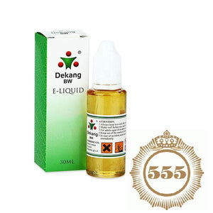555 E-Liquid by Dekang - 30ml