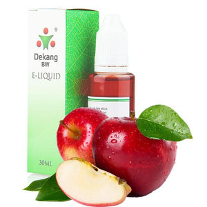 Apple E-Liquid for High Wattage by Dekang - 30ml