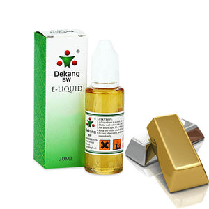 BH Son/Gold & Silver E-Liquid by Dekang - 30ml